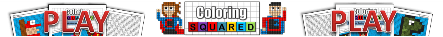 Coloring Squared Play